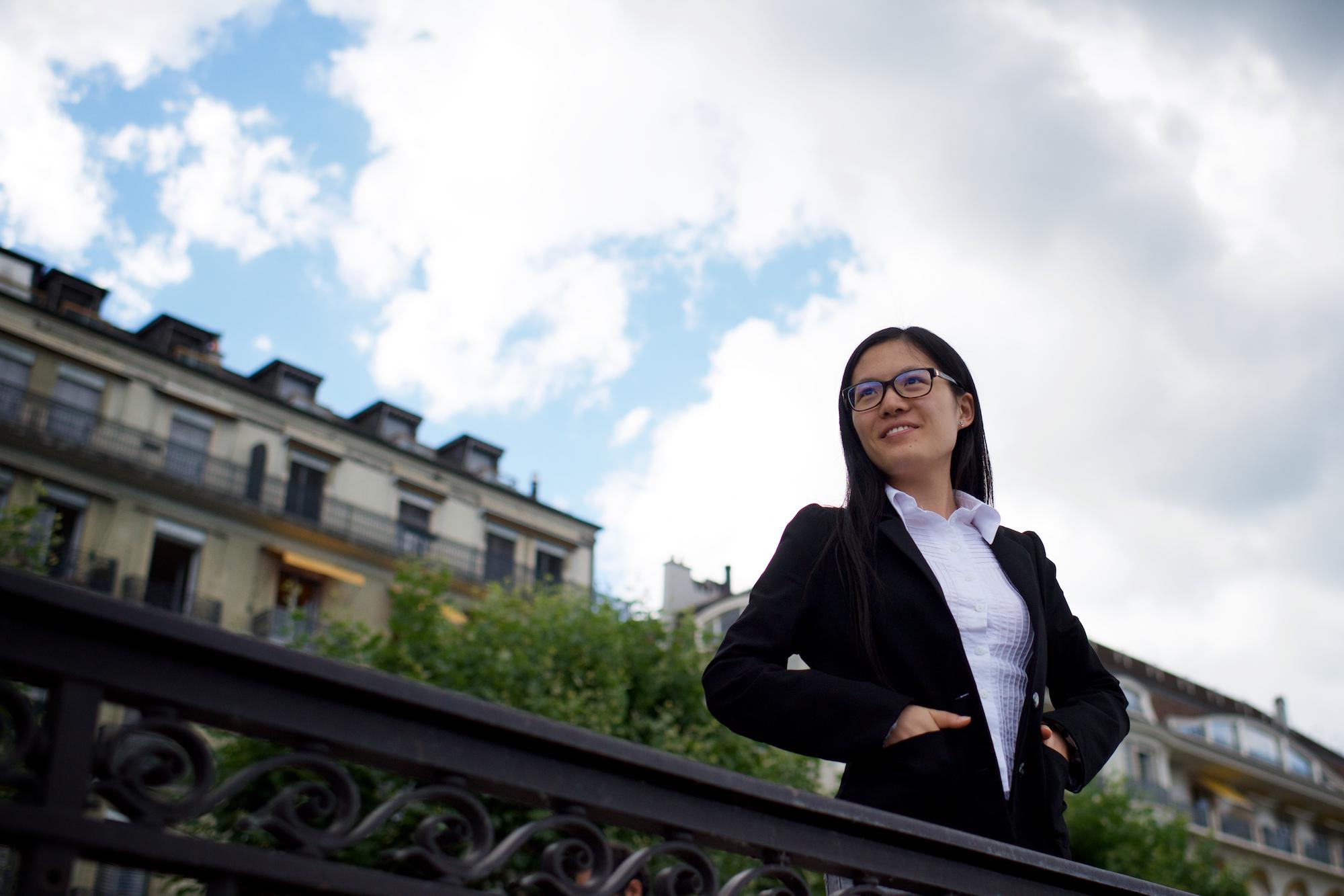 Hou Yifan @ FIDE Geneva Gran Prix / 6-13 July 2017.